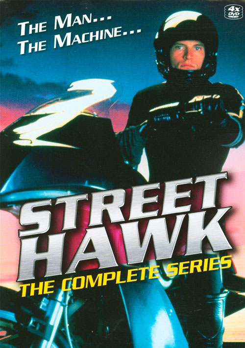Us artwork from the series Street Hawk