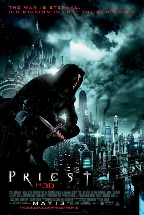 Us poster from the movie Priest