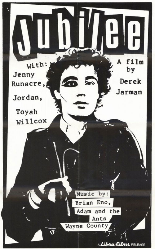 Us poster from the movie Jubilee