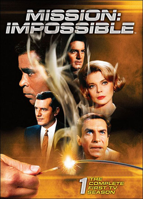 Us artwork from the series Mission: Impossible