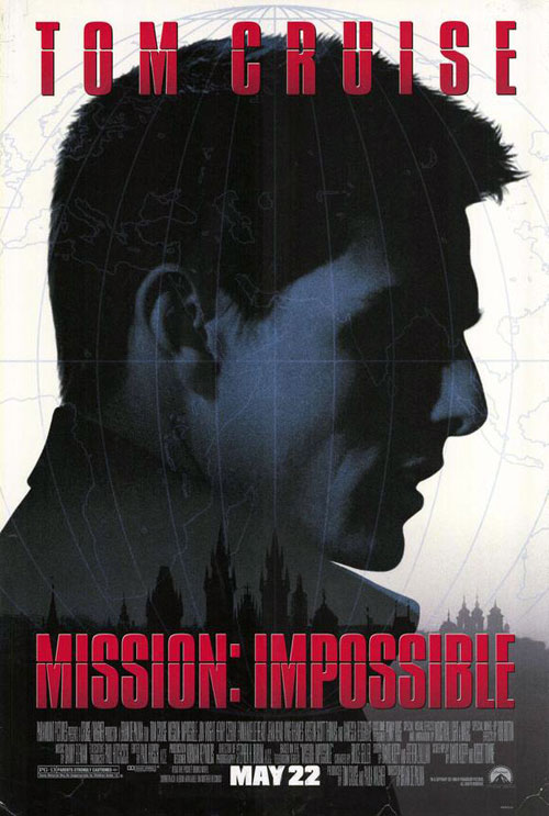 Us poster from the movie Mission: Impossible