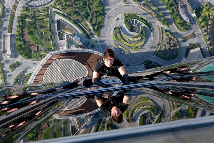 Photo de 'Mission : impossible - Protocole fantôme' - © 2011 Paramount Pictures - Mission : impossible - Protocole fantôme (Mission: Impossible - Ghost Protocol) - cliquez sur la photo pour la fermer