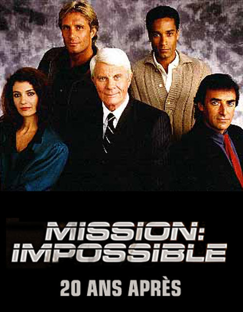 Unknown poster from the series Mission: Impossible