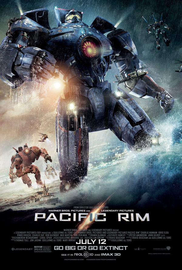 Us poster from the movie Pacific Rim