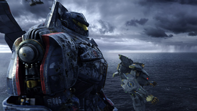 Photo de 'Pacific Rim' - ©2013 Warner Bros - Pacific Rim (Pacific Rim) - cliquez sur la photo pour la fermer