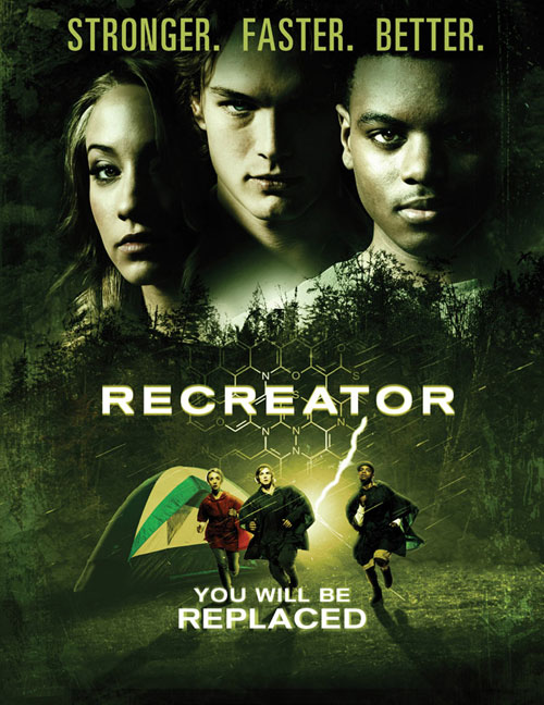 Unknown poster from the movie Recreator