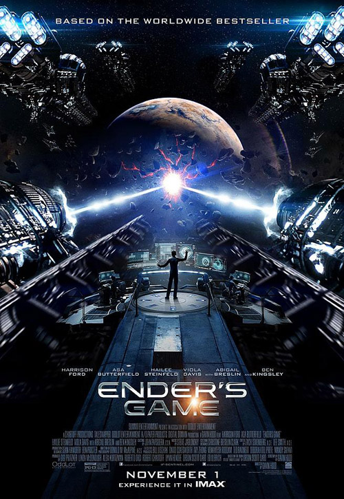 Us poster from the movie Ender's Game
