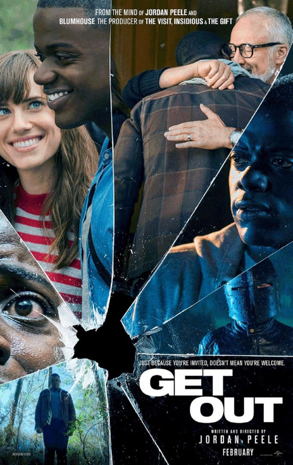 Us poster from the movie Get Out