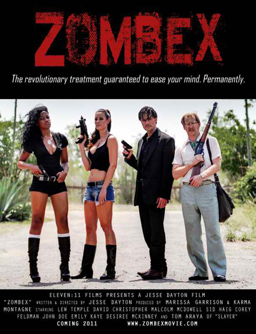 Us poster from the movie Zombex