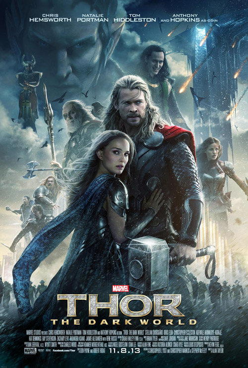 Us poster from the movie Thor: The Dark World