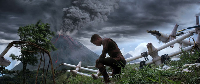 Photo de 'After Earth' - ©2012 Columbia Pictures - Trailer Capture - After Earth (After Earth) - cliquez sur la photo pour la fermer