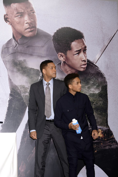 Photo de 'After Earth' - ©2013 Columbia Pictures - After Earth (After Earth) - cliquez sur la photo pour la fermer