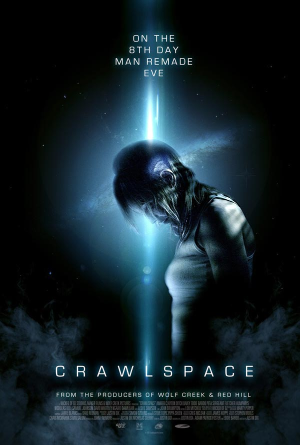 Unknown poster from the movie Crawlspace