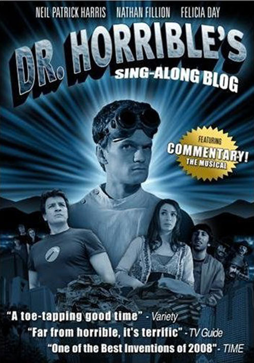Us artwork from the series Dr. Horrible's Sing-Along Blog