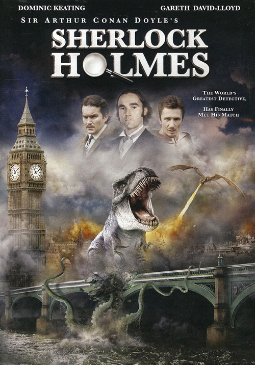 Us artwork from the movie Sherlock Holmes