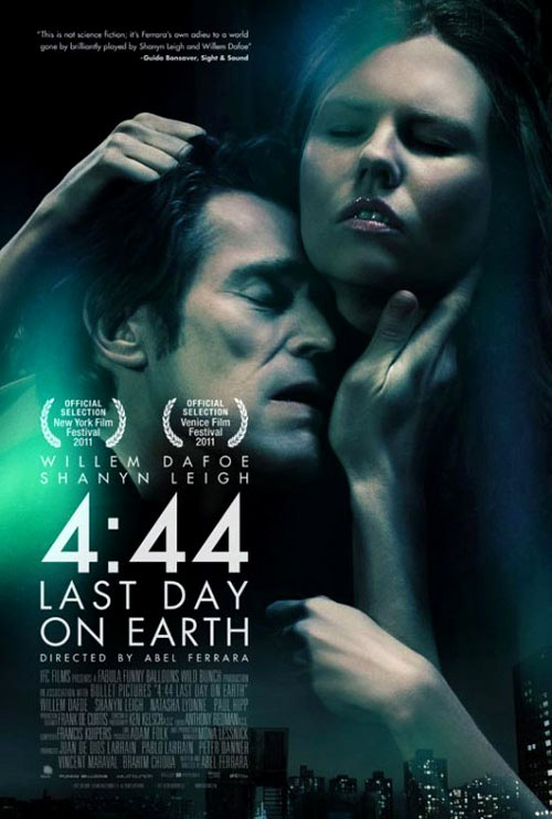Unknown poster from the movie 4:44 Last Day on Earth