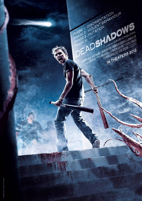 Unknown poster from the movie Dead Shadows