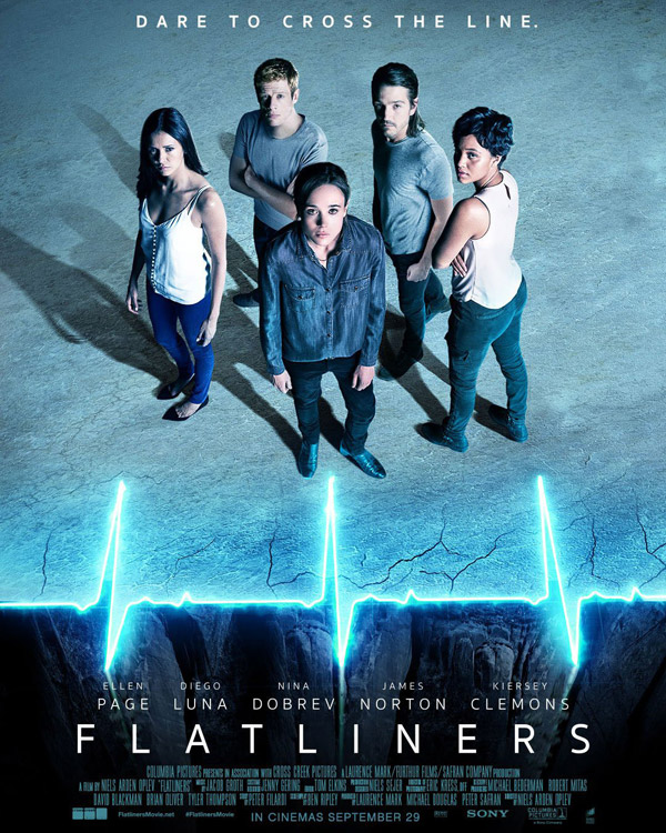 Us poster from the movie Flatliners