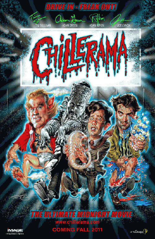 Us poster from the movie Chillerama