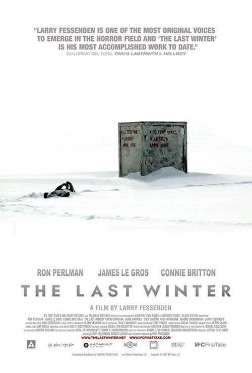 Affiche inconnue du film The Last Winter
