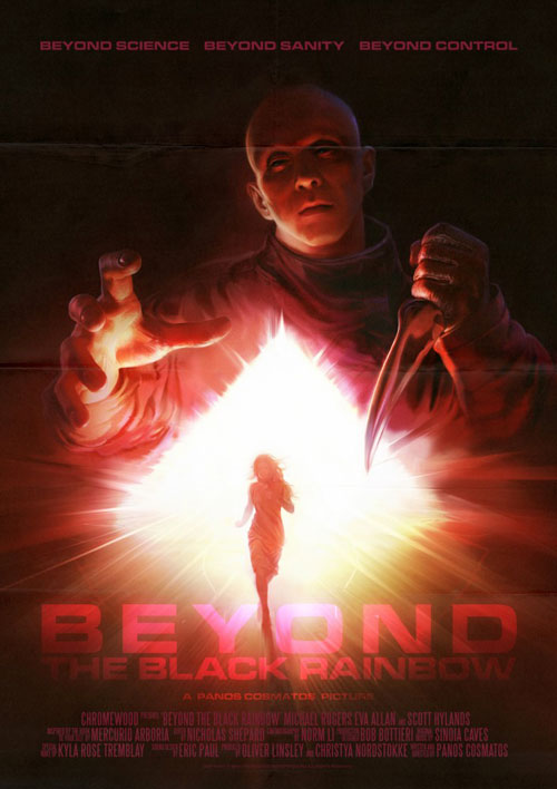 Unknown poster from the movie Beyond the Black Rainbow
