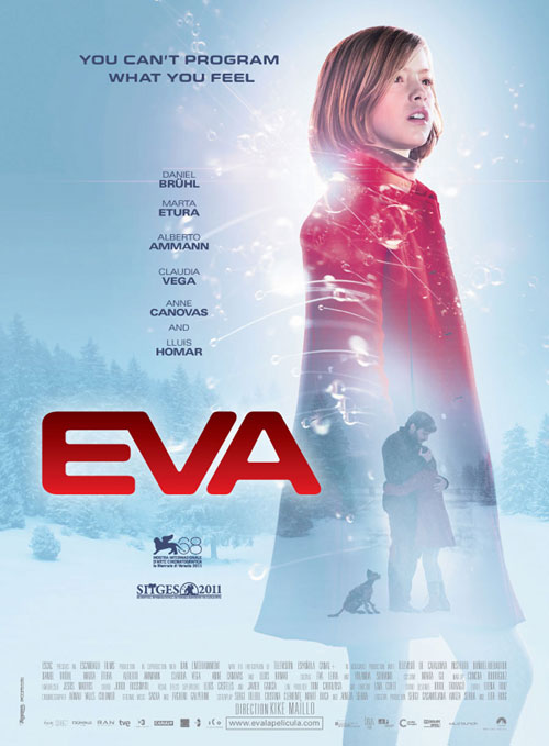 Us poster from the movie Eva