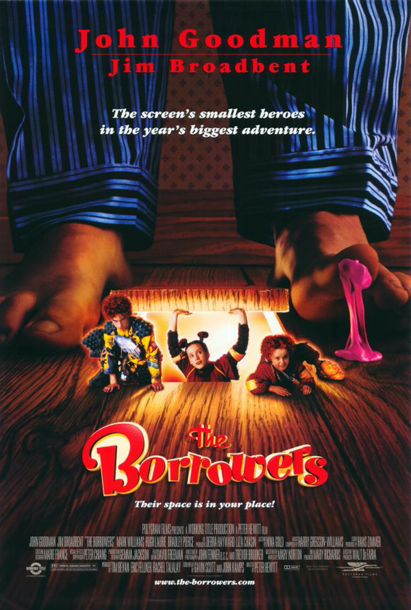 Us poster from the movie The Borrowers