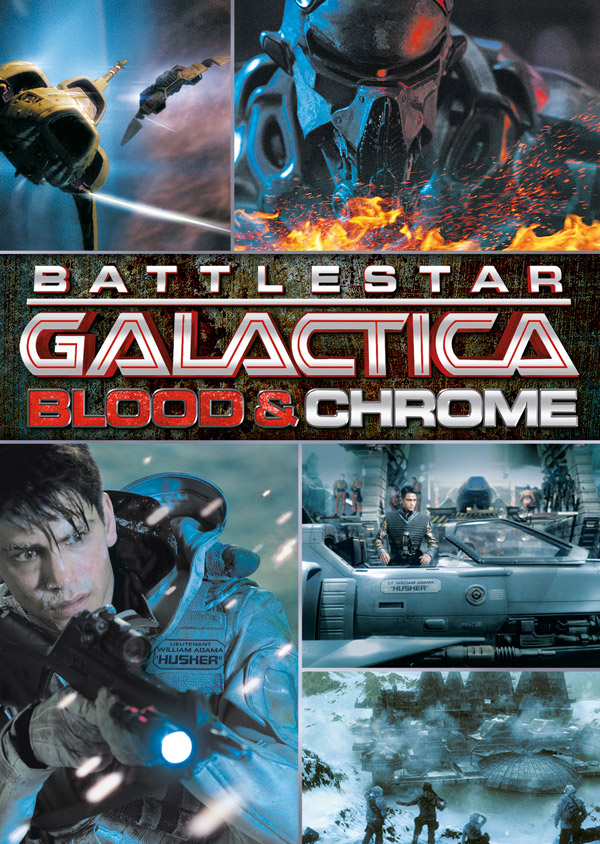 Us artwork from the TV movie Battlestar Galactica: Blood and Chrome