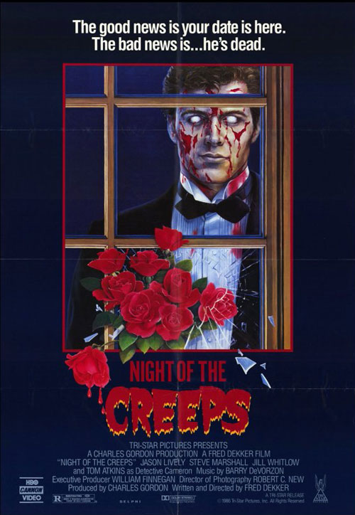 Us poster from the movie Night of the Creeps
