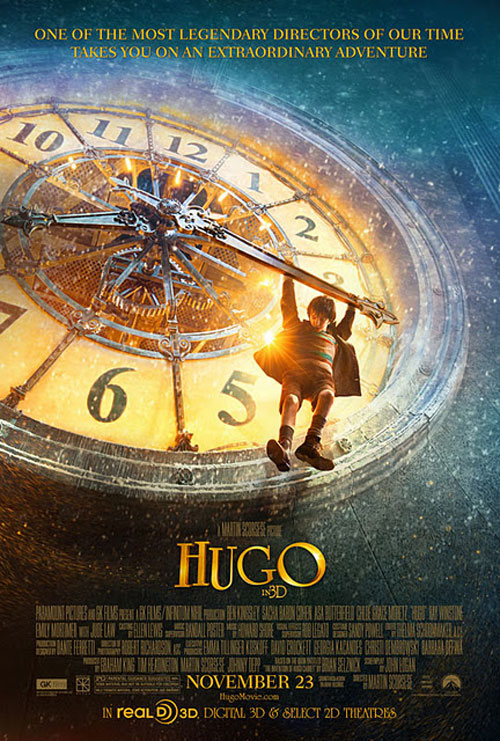Us poster from the movie Hugo