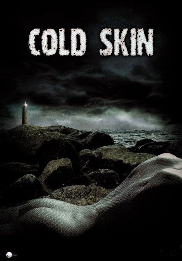 International poster from the movie Cold Skin