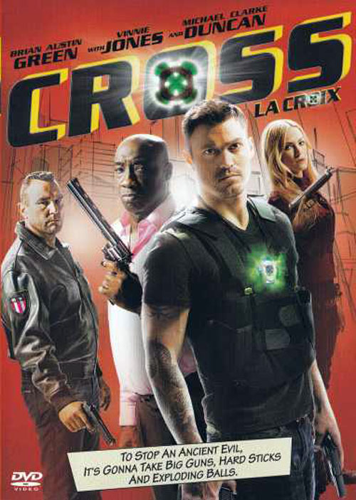 Unknown artwork from the movie Cross