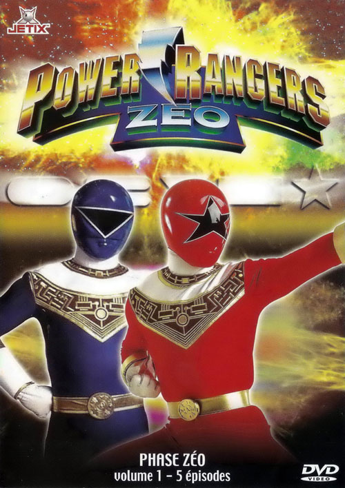 Unknown artwork from the series Power Rangers Zeo