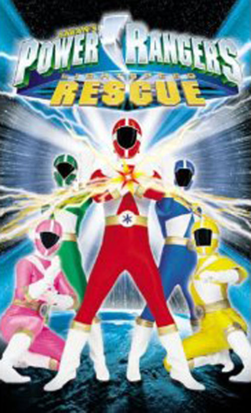 Unknown artwork from the series Power Rangers Lightspeed Rescue