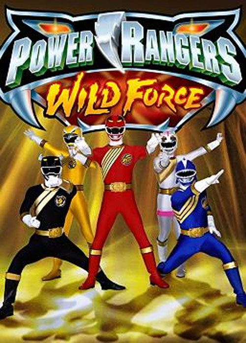 Visuel inconnu de 'Power Rangers : force animale'