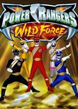 Power Rangers : force animale