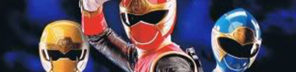 Power Rangers : force cyclone