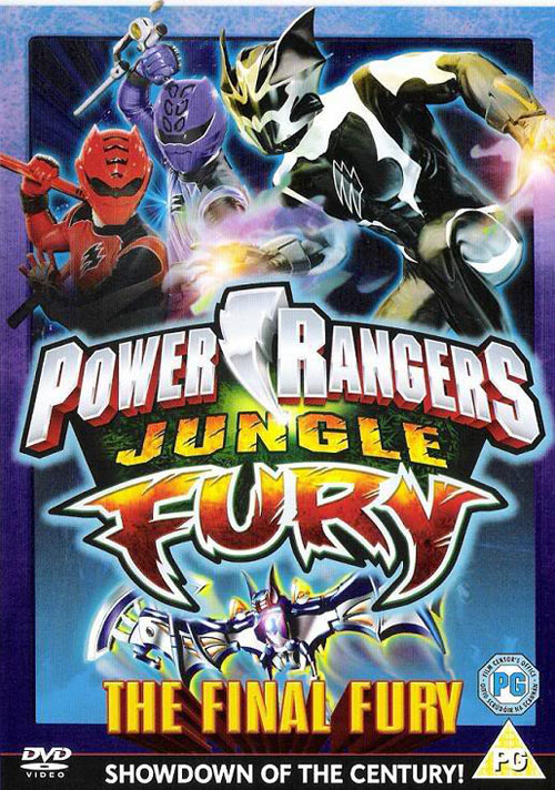 Unknown artwork from the series Power Rangers Jungle Fury