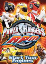 Power Rangers : RPM