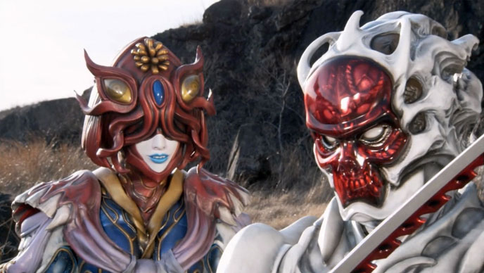 Photo de 'Power Rangers Samurai' - ©2011 Lionsgate - Power Rangers Samurai (Power Rangers Samurai) - cliquez sur la photo pour la fermer