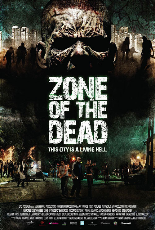 Us poster from the movie Zone of the Dead
