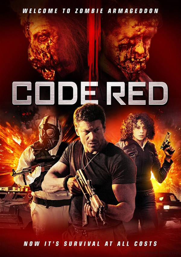 Us artwork from the movie Code Red