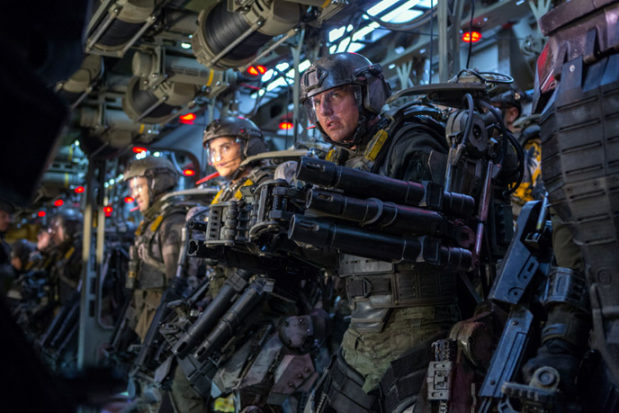 Photo de 'Edge of Tomorrow' - ©2013 Warner Bros. - Edge of Tomorrow (Edge of Tomorrow) - cliquez sur la photo pour la fermer