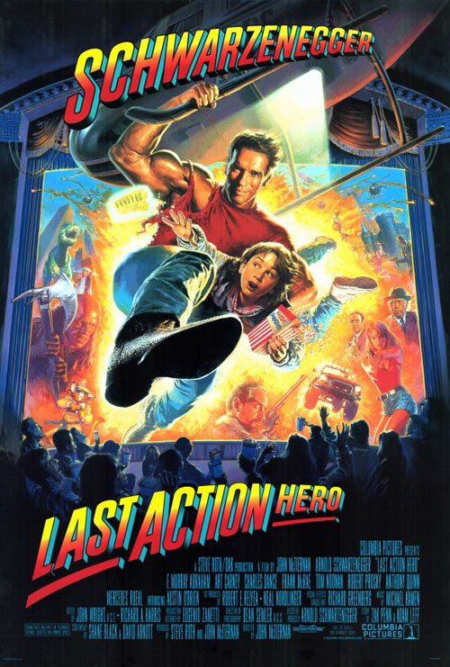 Unknown poster from the movie Last Action Hero