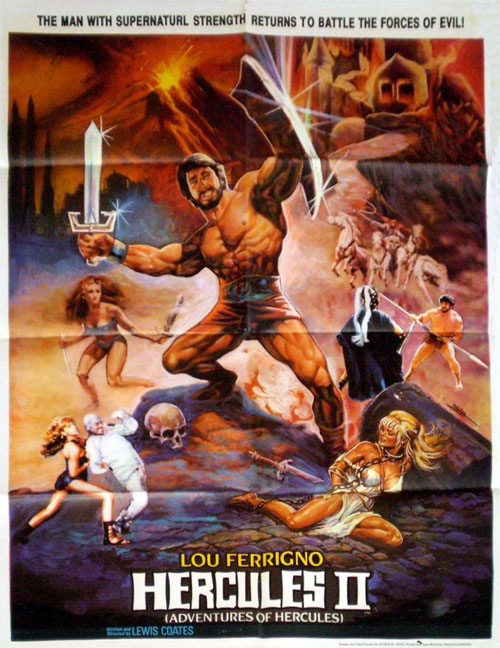 Us poster from  Hercul...