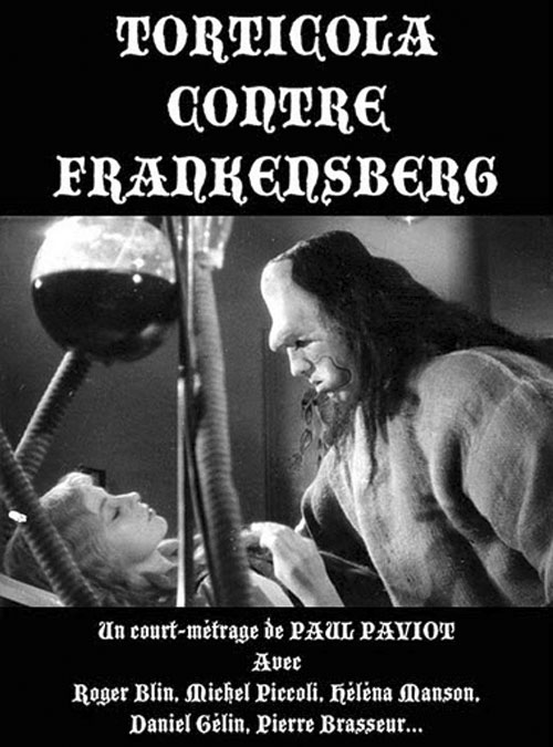 French artwork from the movie Torticola contre Frankensberg