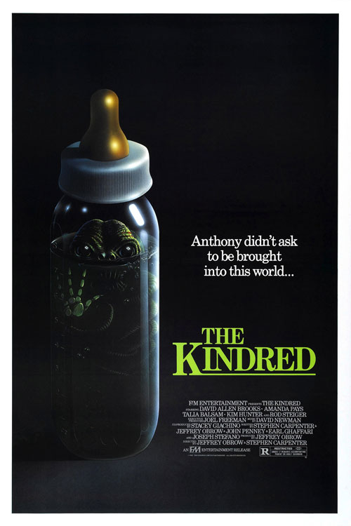Us poster from the movie The Kindred