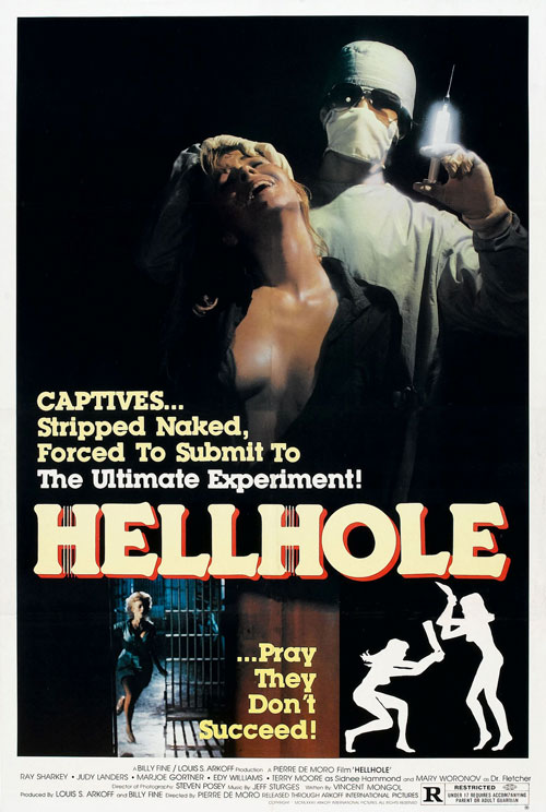 Us poster from the movie Hellhole