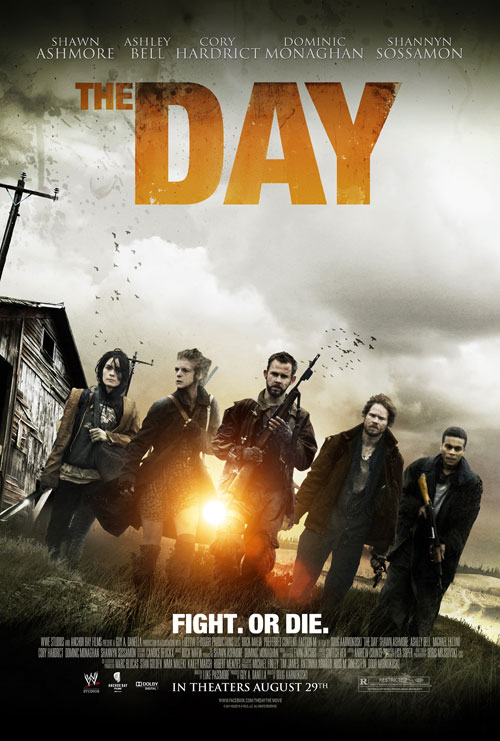 Us poster from the movie The Day