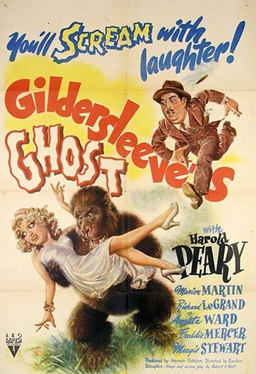 Us poster from the movie Gildersleeve's Ghost